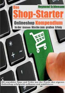 Kleines Buchcover vom Shop-Starter E-Book
